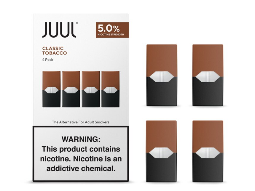 Buy Classic Juul Tobacco Pods