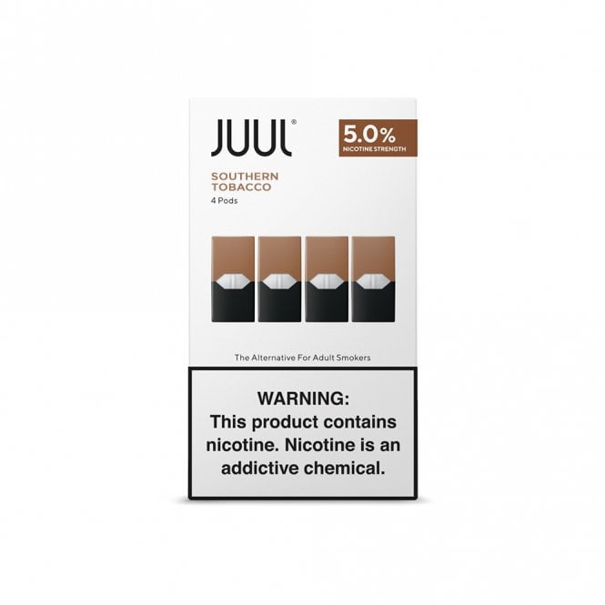 Buy JUUL Southern Tobacco Pods
