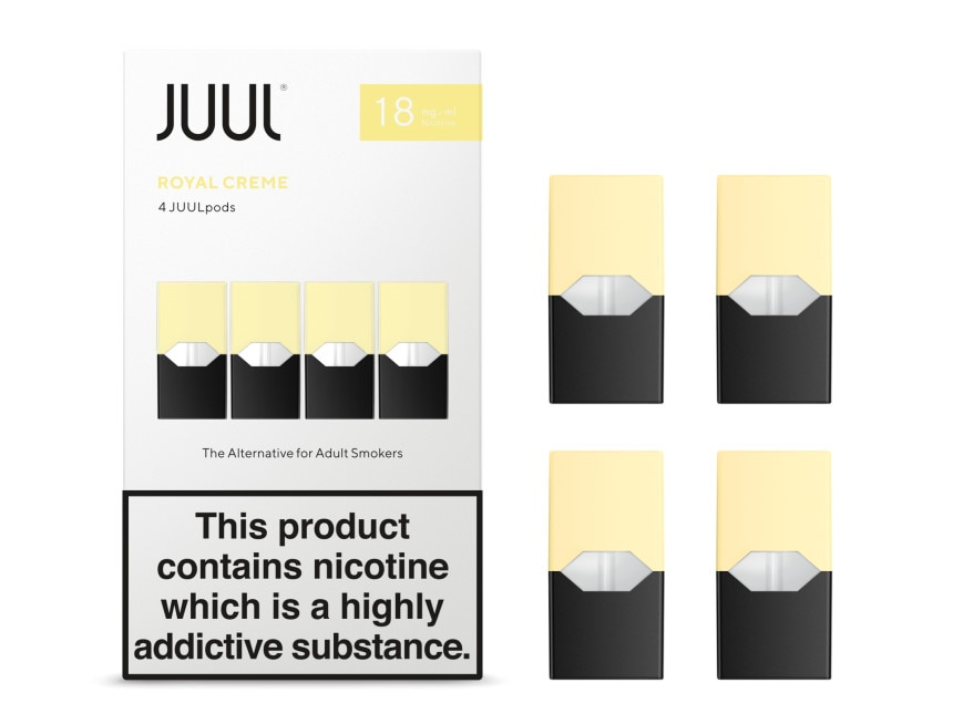 Royal Créme Juul Pods