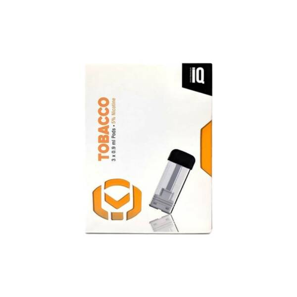 HANGSEN iQ Level Tobacco Pods (Pack of 3)