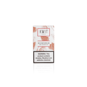 KWIT Wild Watermelon Pods | 50mg Pack of 4