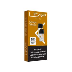 LEAP ® VAPOR Georgia Tobacco Pods Pack of 2