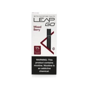LEAP ® VAPOR Go Mixed Berry Disposable | 50mg