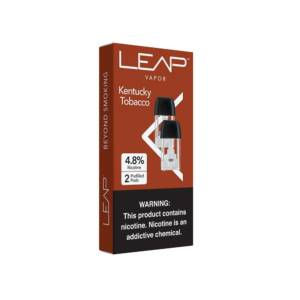 LEAP ® VAPOR Kentucky Tobacco Pods Pack of 2