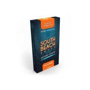 SOUTH BEACH SMOKE Classic Tobacco Refill Cartridges Pack of 5