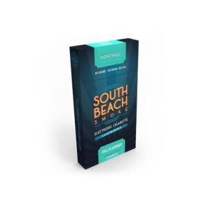SOUTH BEACH SMOKE Menthol Refill Cartridges Pack of 5