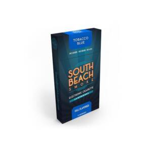 SOUTH BEACH SMOKE Tobacco Blue Refill Cartridges Pack of 5
