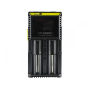 Nitecore Digicharger D2 Battery Charger Code: NIT2